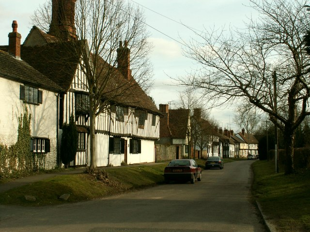 Old Houses, Newport, Essex