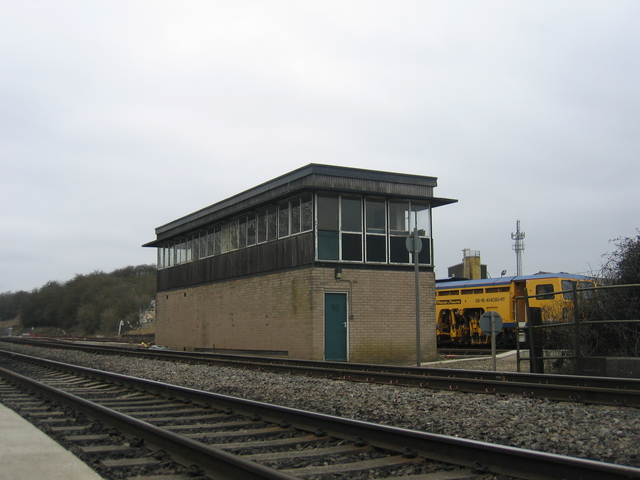 Fenny Compton Signal Box