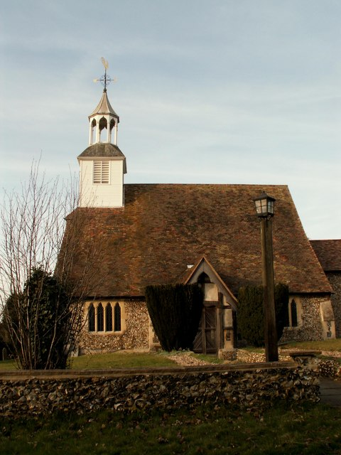 Quendon parish church, Essex
