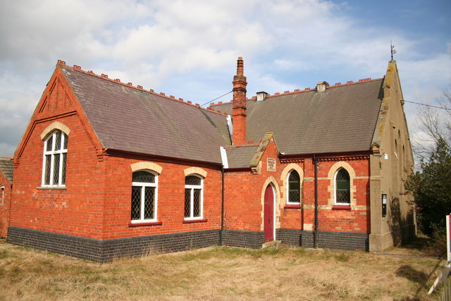 Branston Booths Wesleyan Chapel