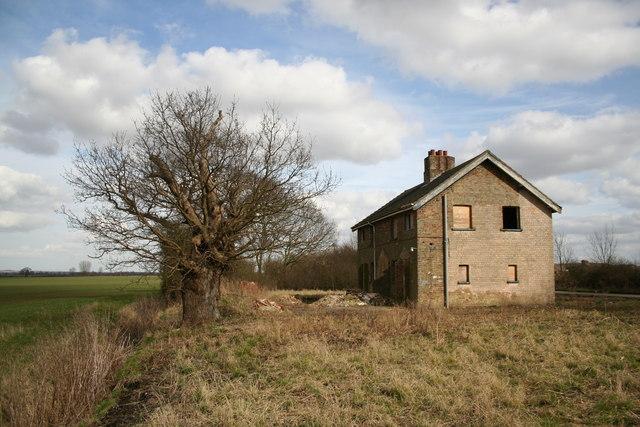 Empty cottages