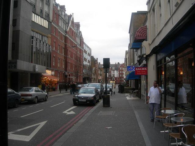 Crawford Street, W1