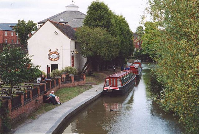 Stratford upon Avon ( Bridgefoot)