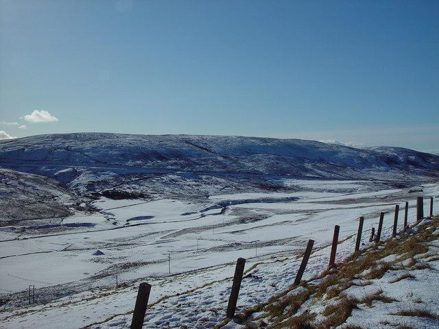 Hill of Dale, Shetland