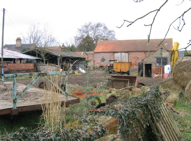 Green Farm, Surlingham