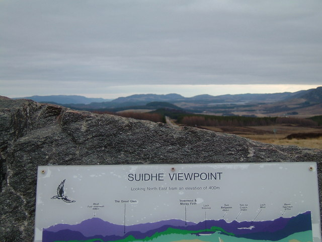 Suidhe viewpoint