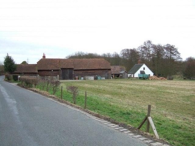 Wheelers Farm, Pyrford