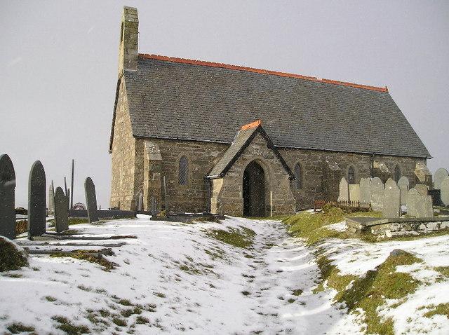 Eglwys Llandecwyn