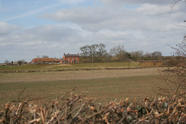 Eaton Lodge Farm, Leicestershire