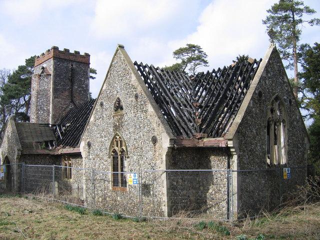 St Wandregesilius, Bixley