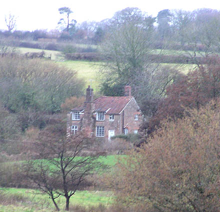 Coursley cottage