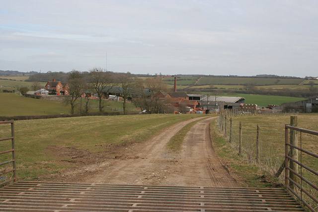 Framlands Farm near Melton Mowbray