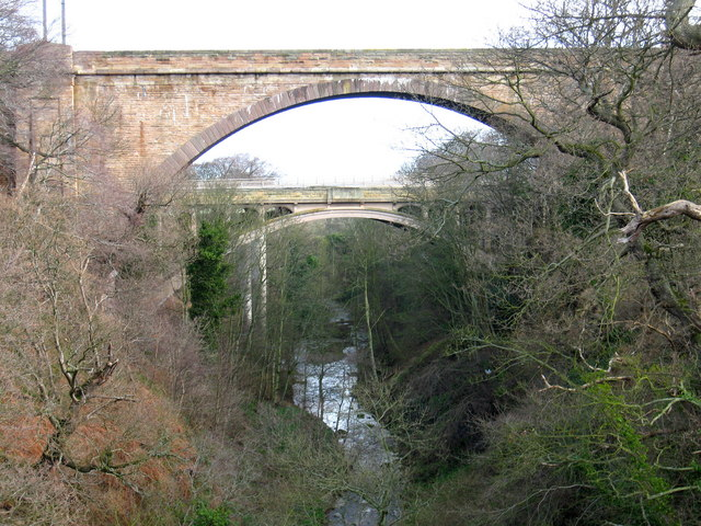 Dunglass Bridge and Viaduct