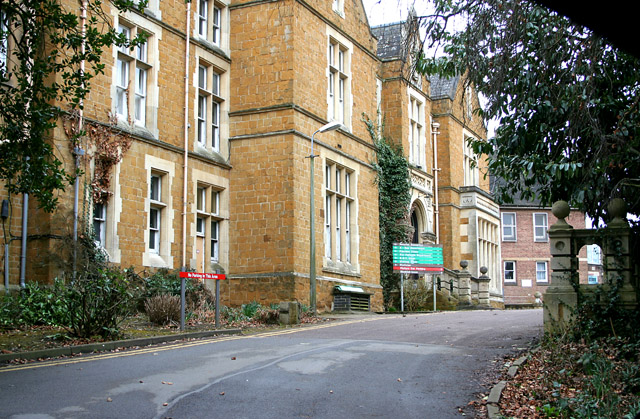 War Memorial Hospital, Melton Mowbray