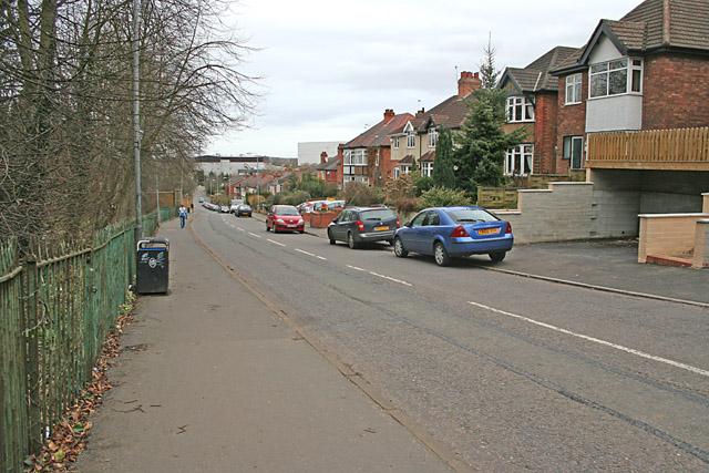 Ankle Hill, Melton Mowbray