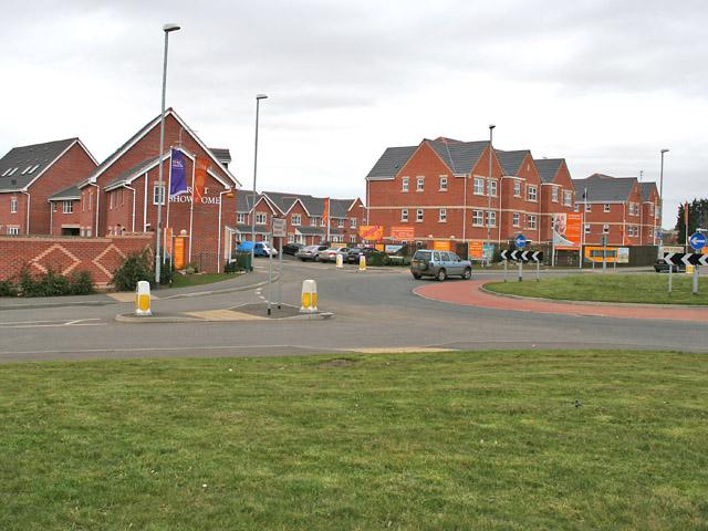 New Housing in Melton