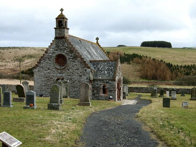 Church at Cranshaws