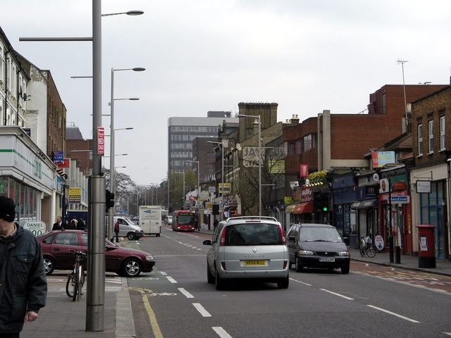 Uxbridge Road, West Ealing, London W13