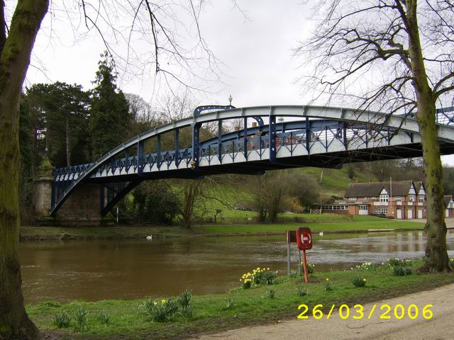 Kingsland Toll Bridge