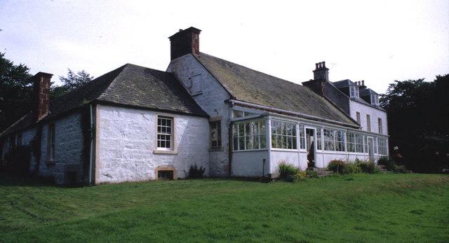 Inverichnie House.