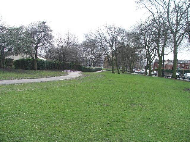 East End Park.