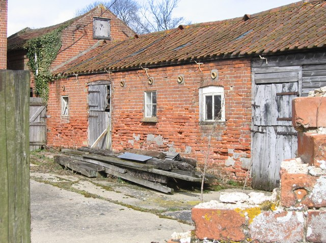 Old Stables at Hill Farm, Surlingham
