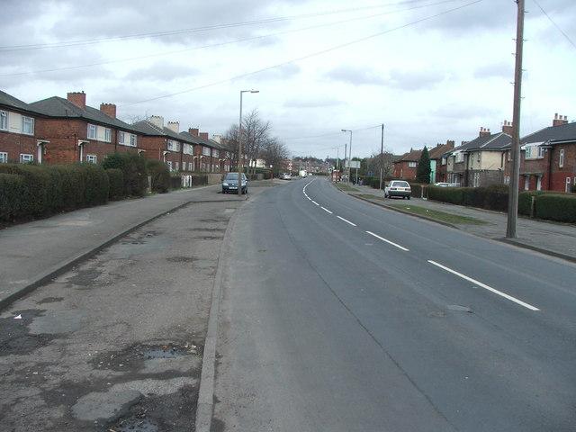 Halton Moor Ave.
