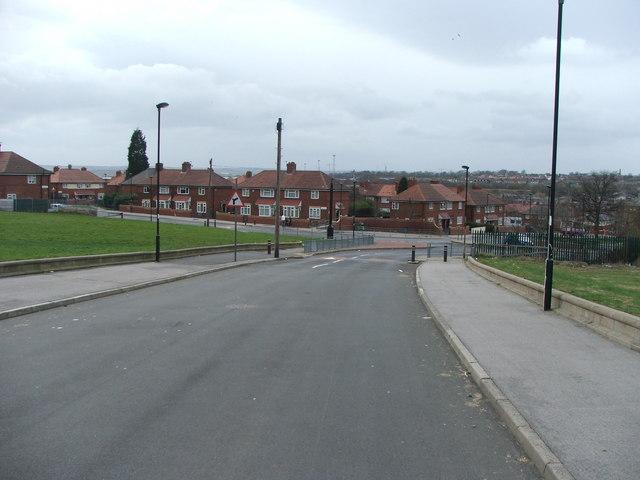 Neville Road.
