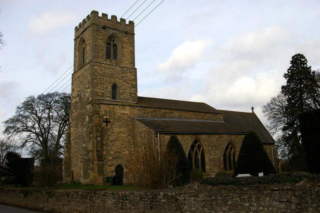 Church of St. Genewys, Scotton