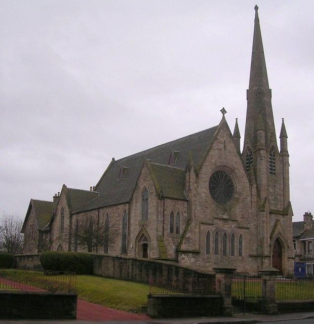 Calder Parish Church, Coatbridge