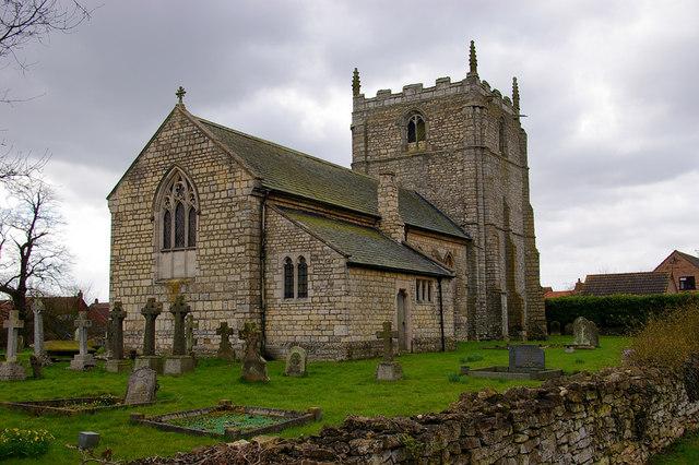 Grayingham Church