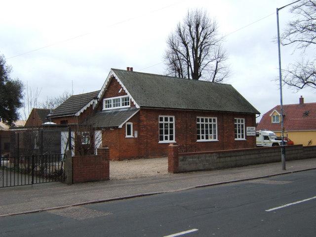 St Johns Ambulance Station
