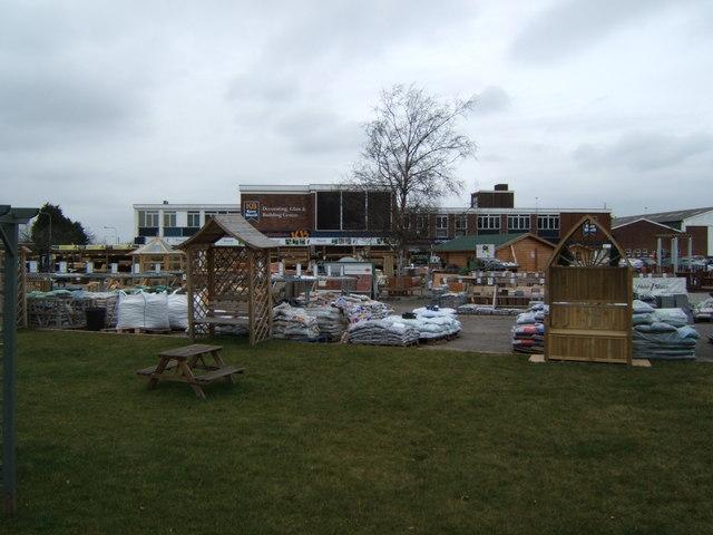 KB's Builders Merchant, Colchester