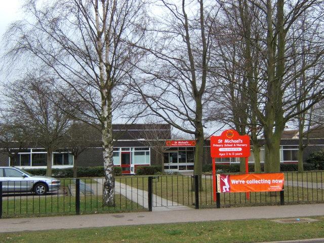 St Michael's School, Colchester