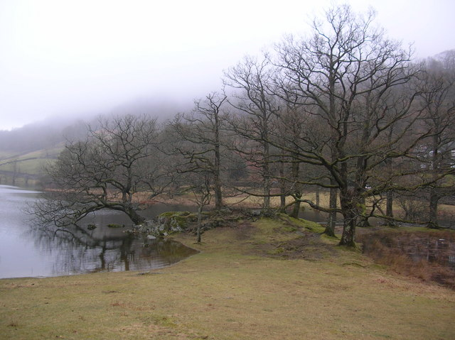 East end of Rydal Water