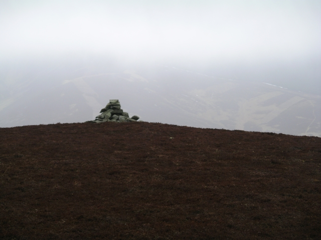 Summit Cairn, Genrath Hill