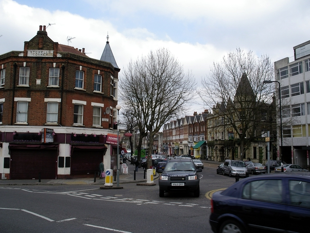 Argyle Road and The Avenue, West Ealing, W13