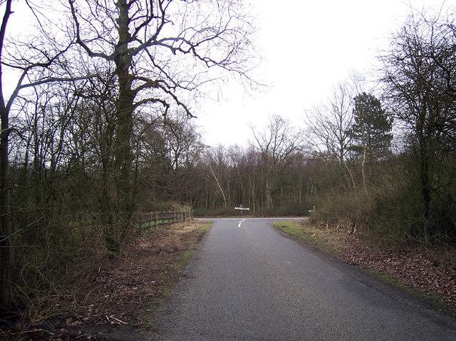 Mantree Cross Junction