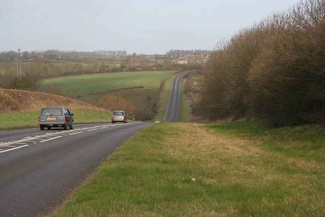 Potter Hill near Melton Mowbray