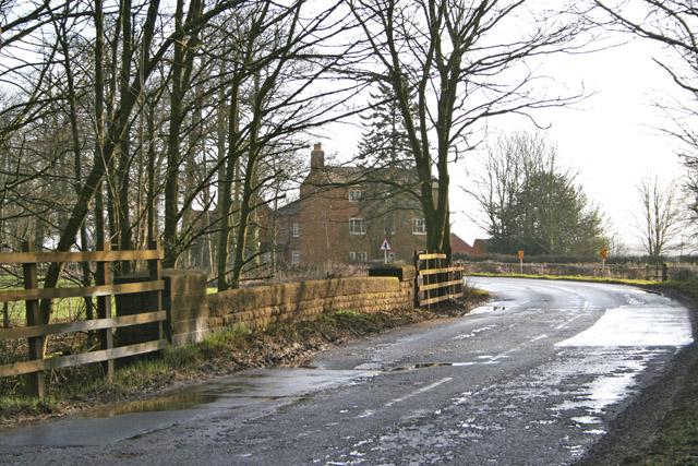 Cranyke Farm near Eastwell, Leicestershire
