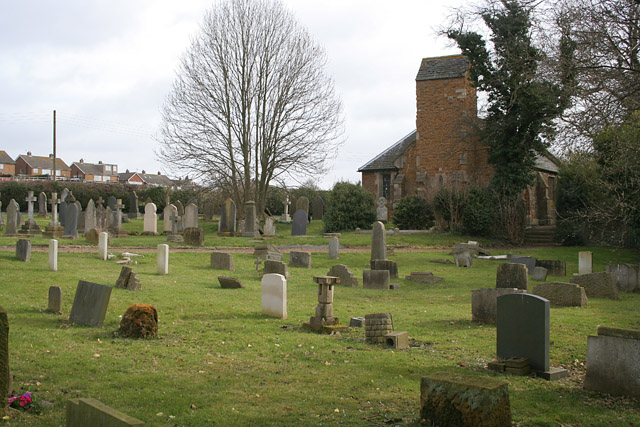 St Mary's Church, Sysonby