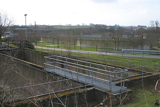 Sewage Works at Sysonby