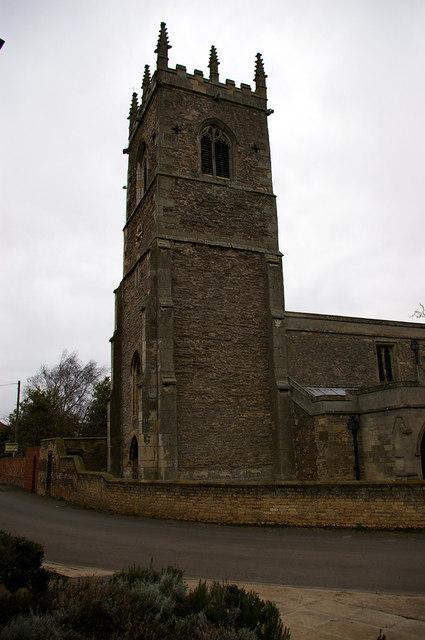 Laughton Church Tower