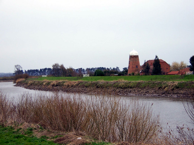 Old Mill near Drain Head Farm