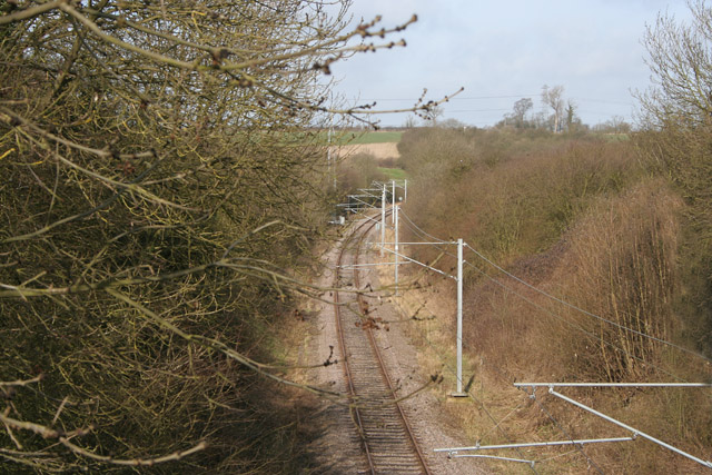 Test Track near Asfordby