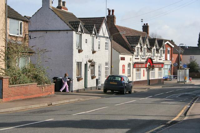 Main Street, Asfordby