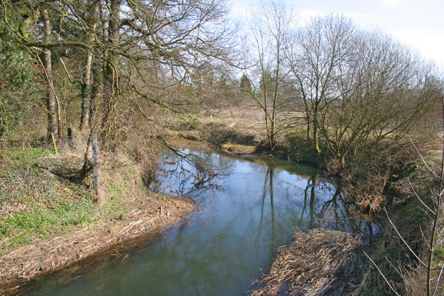 The River Wreake near Asfordby