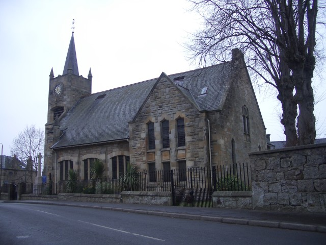 Bruce Memorial Church