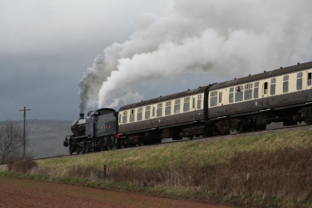 Combe Florey: West Somerset Railway