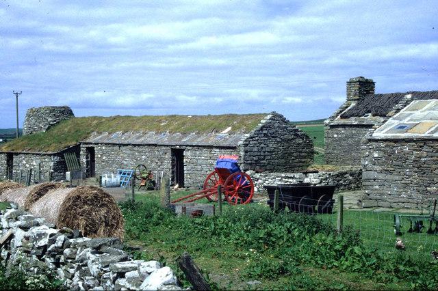 Corrigal Farm Museum